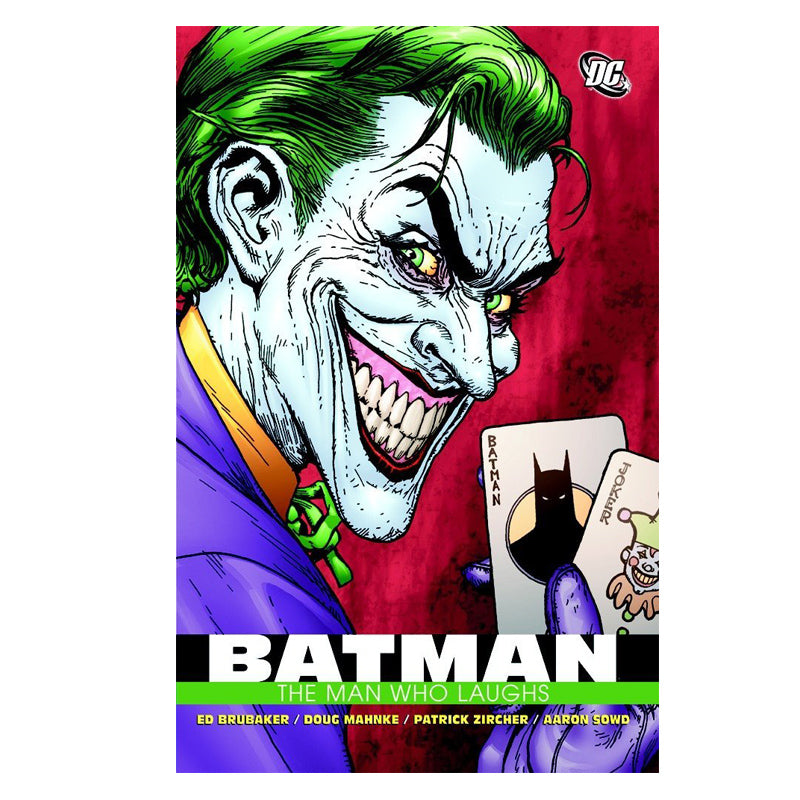 Batman: The Man Who Laughs - Paperback