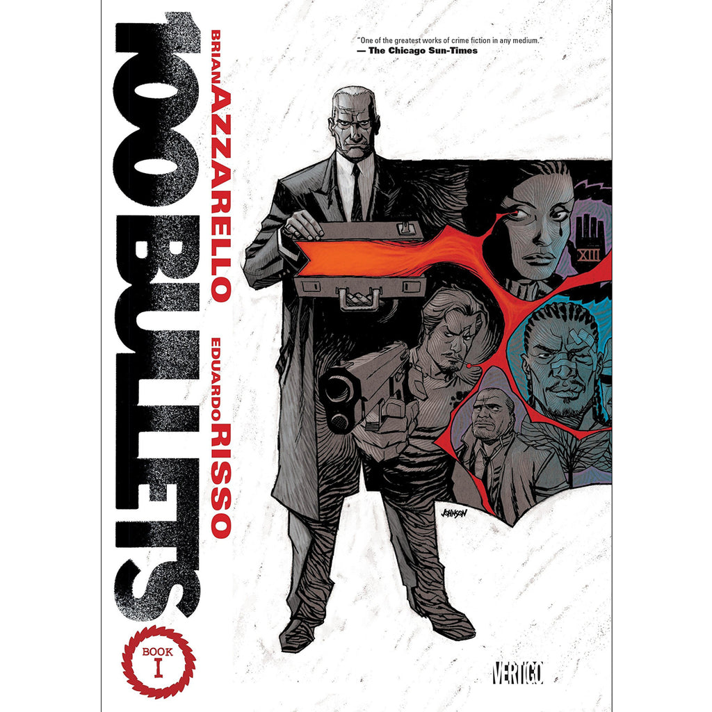 100 Bullets Book One - Paperback