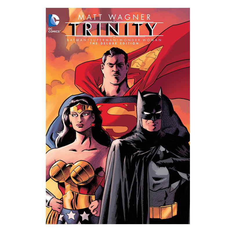 Trinity Deluxe Edition - Hardcover