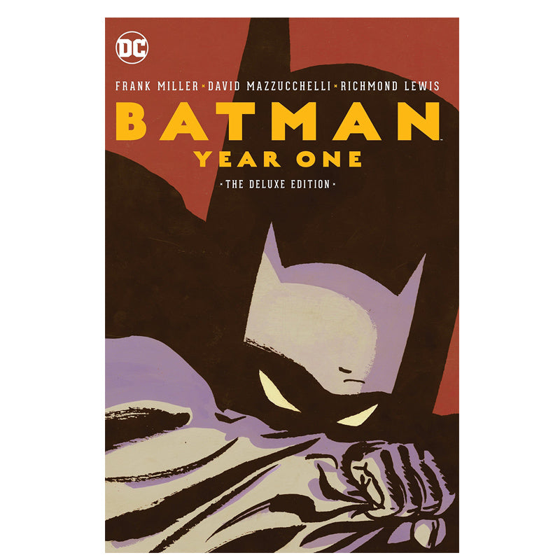 Batman: Year One Deluxe Edition - Hardcover
