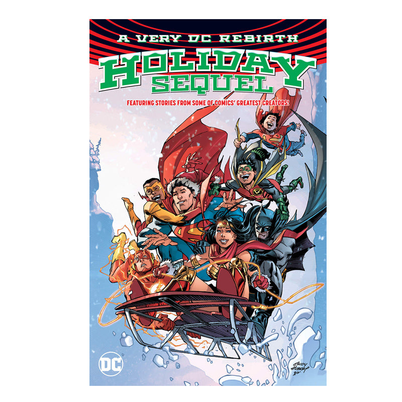 A Very DC Holiday Sequel - Paperback