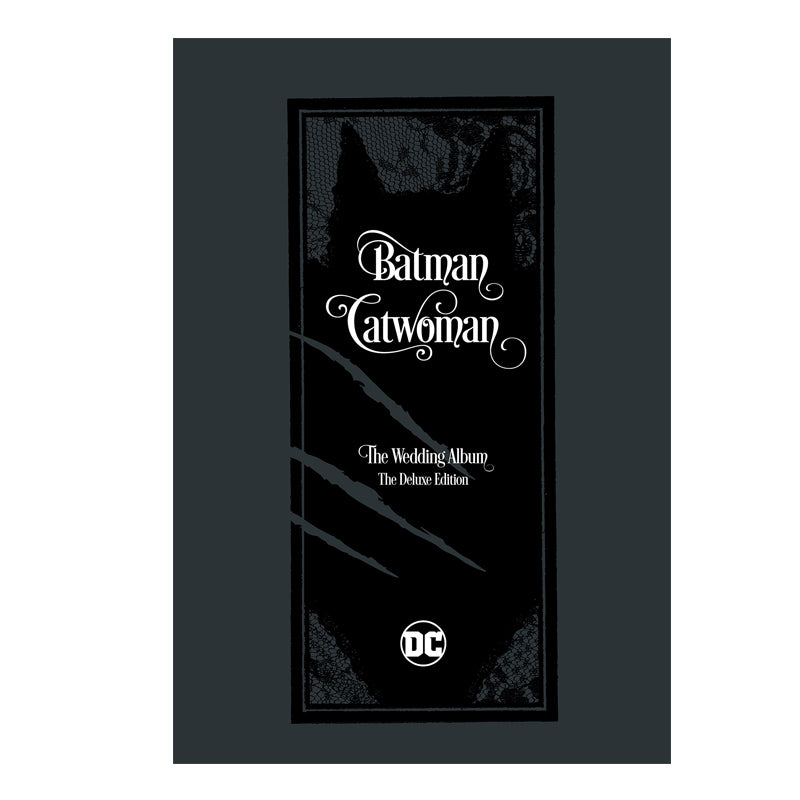 Batman/Catwoman: The Wedding Album - The Deluxe Edition - Hardcover
