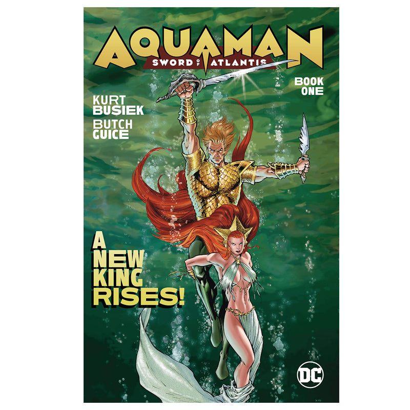 Aquaman: Sword of Atlantis Book One - Paperback