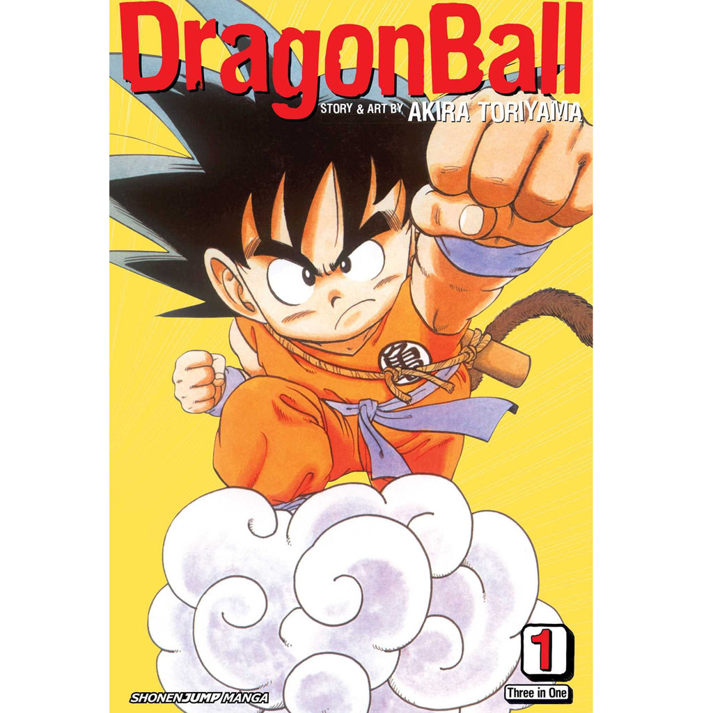 Dragon Ball , Vol. 1-3: The Quest for the Seven Dragon Ball