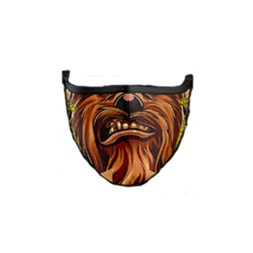 Chewbacca Covers Mouths