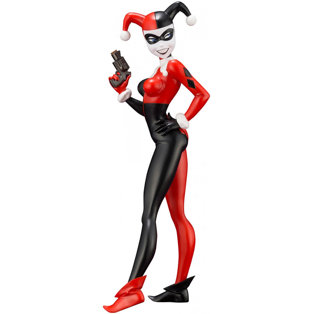 Kotobukiya  Batman: The Animated Series Harley Quinn Artfx+ Statue Collectible Statue