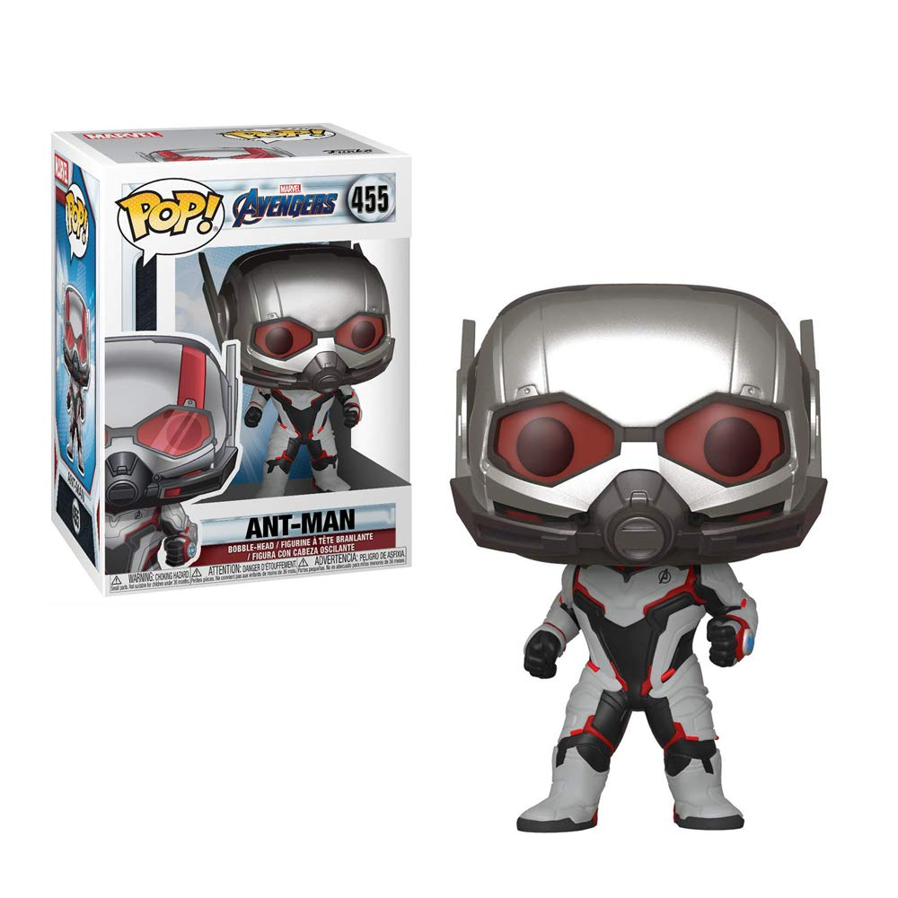 Funko Pop! Marvel: Avengers Endgame - Ant-Man, Collectible Figure, Standard, Multicolor