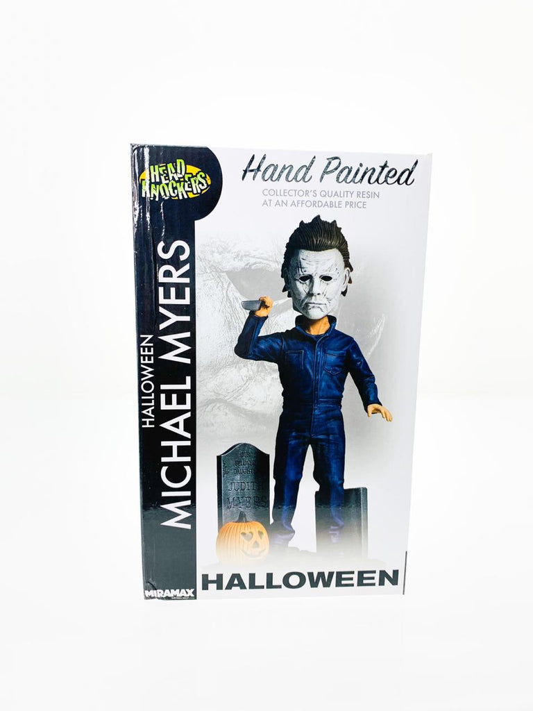 NECA Halloween 2018 Head Knocker Michael Myers 8-Inch Bobble Head