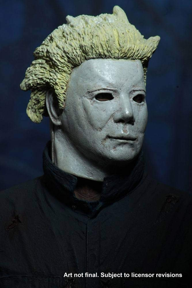 NECA 1981 Halloween 2: Ultimate Michael Myers 7 Inch Action Figure