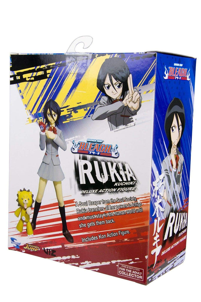 "Toynami: Bleach -Rukia Viz Collection 6"" Figure Standard"