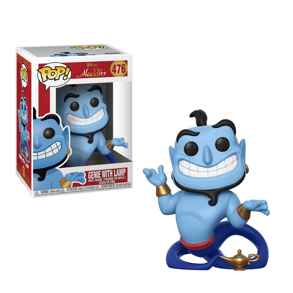 Funko Pop! Disney: Aladdin - Genie with Lamp