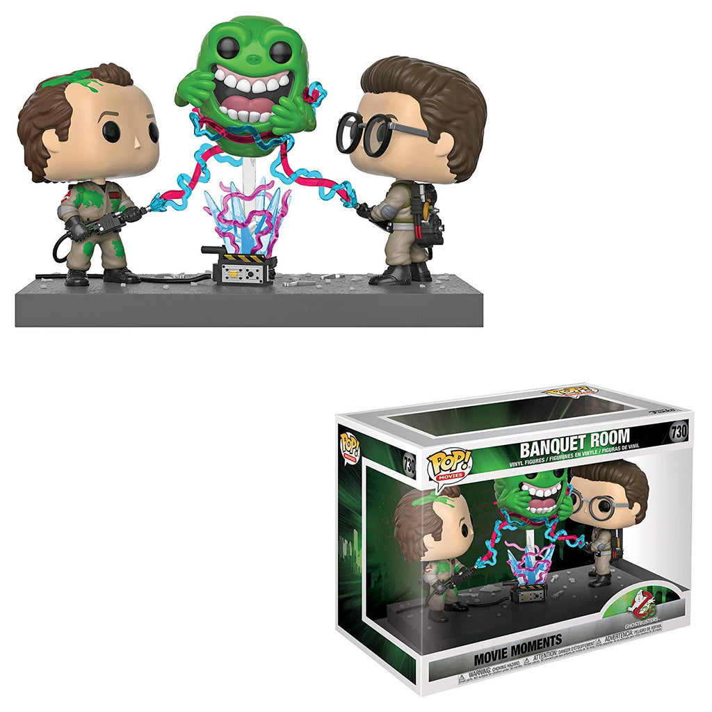 Funko Pop! Movie Moment: Ghostbusters - Banquet Room,  Multicolor