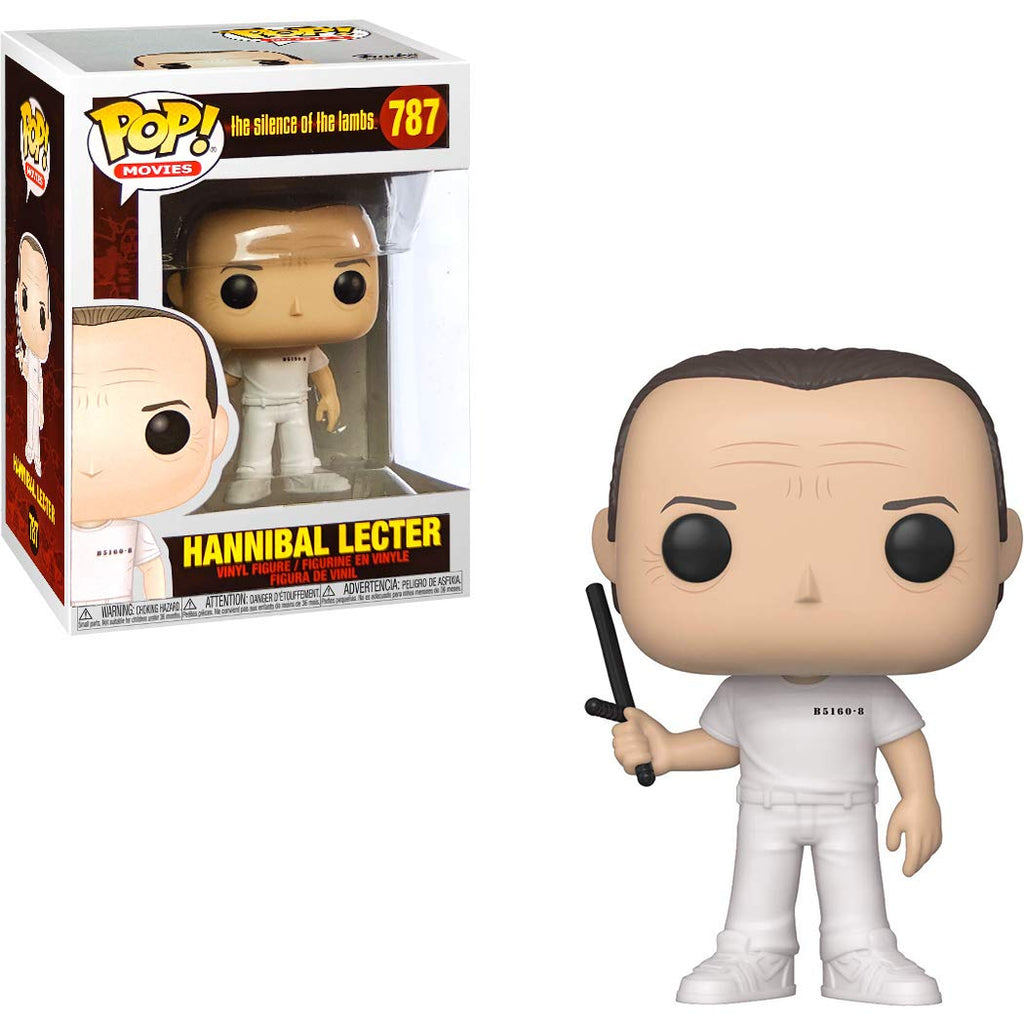 Funko Pop! Movies: The silence of teh lambs - Hannibal Lecter