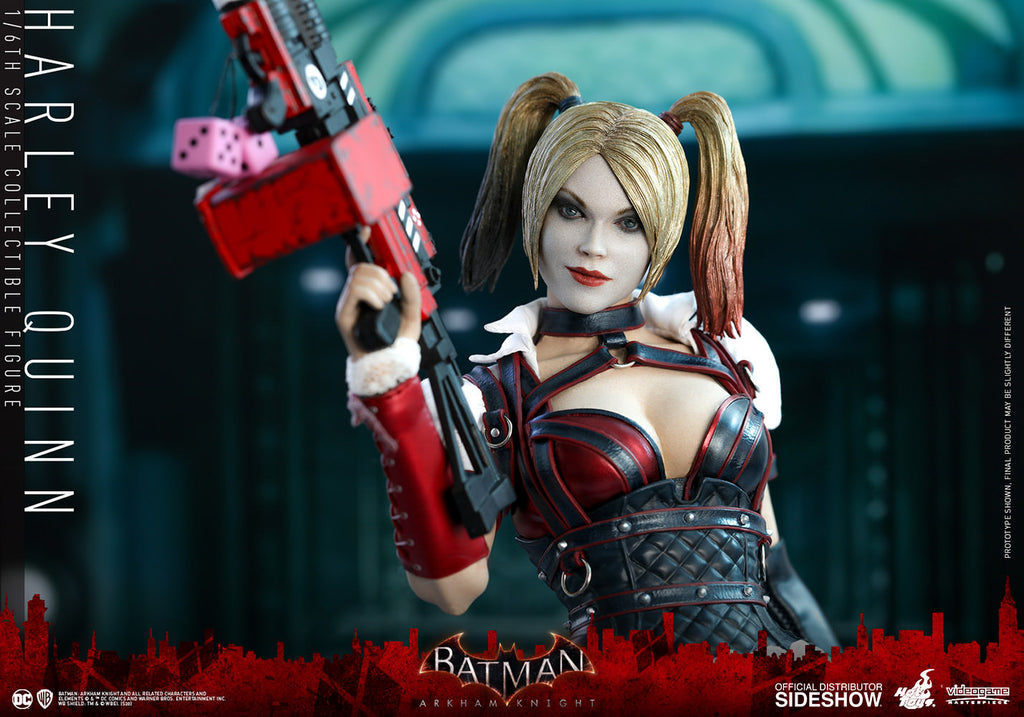 Harley Quinn Arkham Knight Sixth Scale Figure (PRE ORDER)