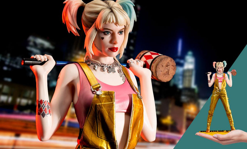 Harley Quinn Birds of Prey ART-FX Statue (PRE ORDER)