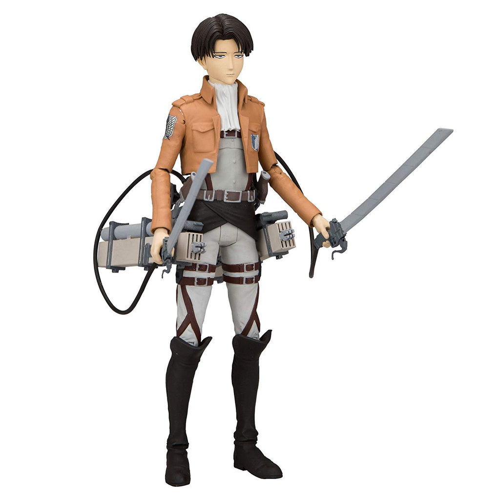 McFarlane -Toys Attack on Titan -Levi Collectible Action Figure