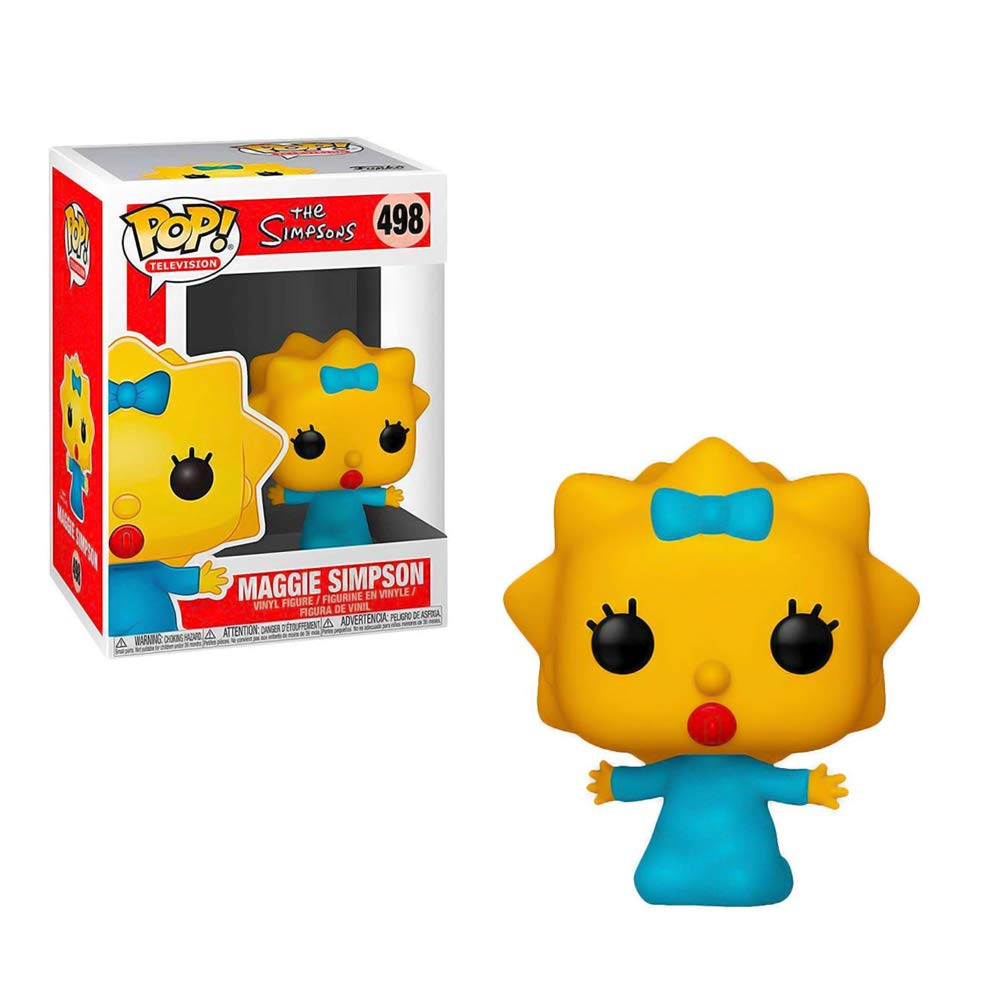 Funko POP! Animation: Simpsons - Maggie Simpson