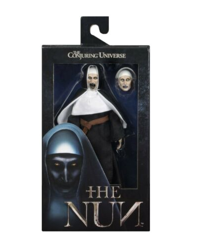 NECA Horror: The Conjuring 8 Inch Action Figure Retro Doll Series - Nun Valak