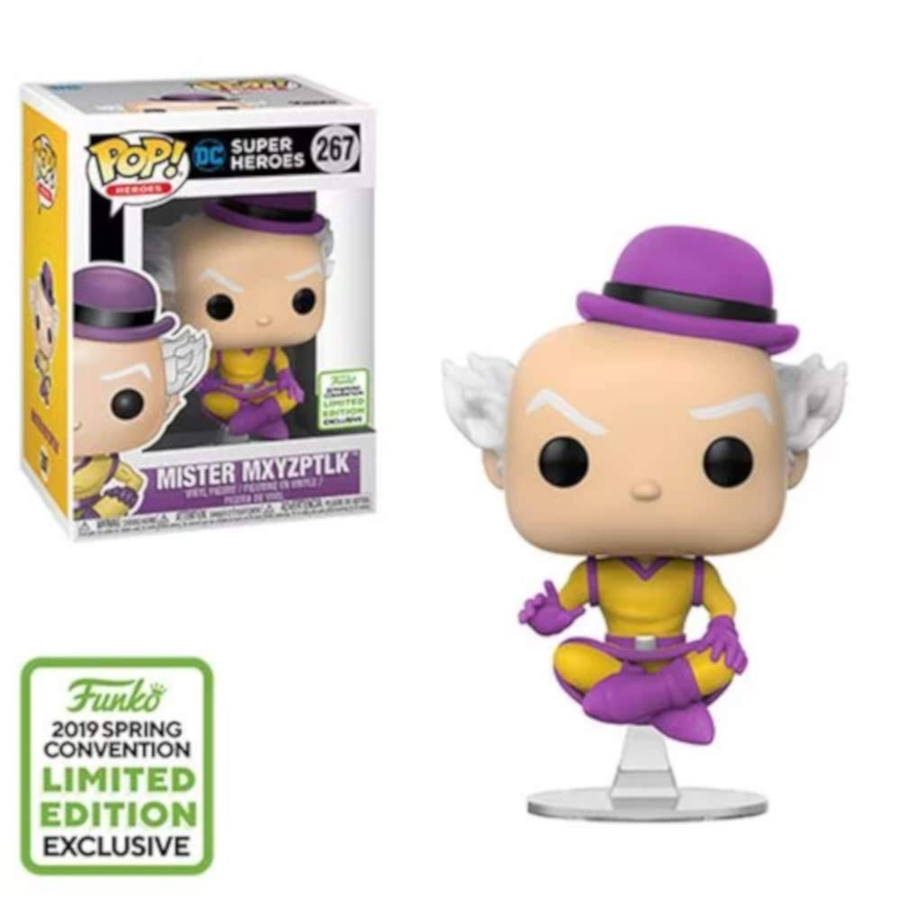 Funko Pop! DC Heroes: Mister Mxyzptlk - 2019 Convention Exclusive