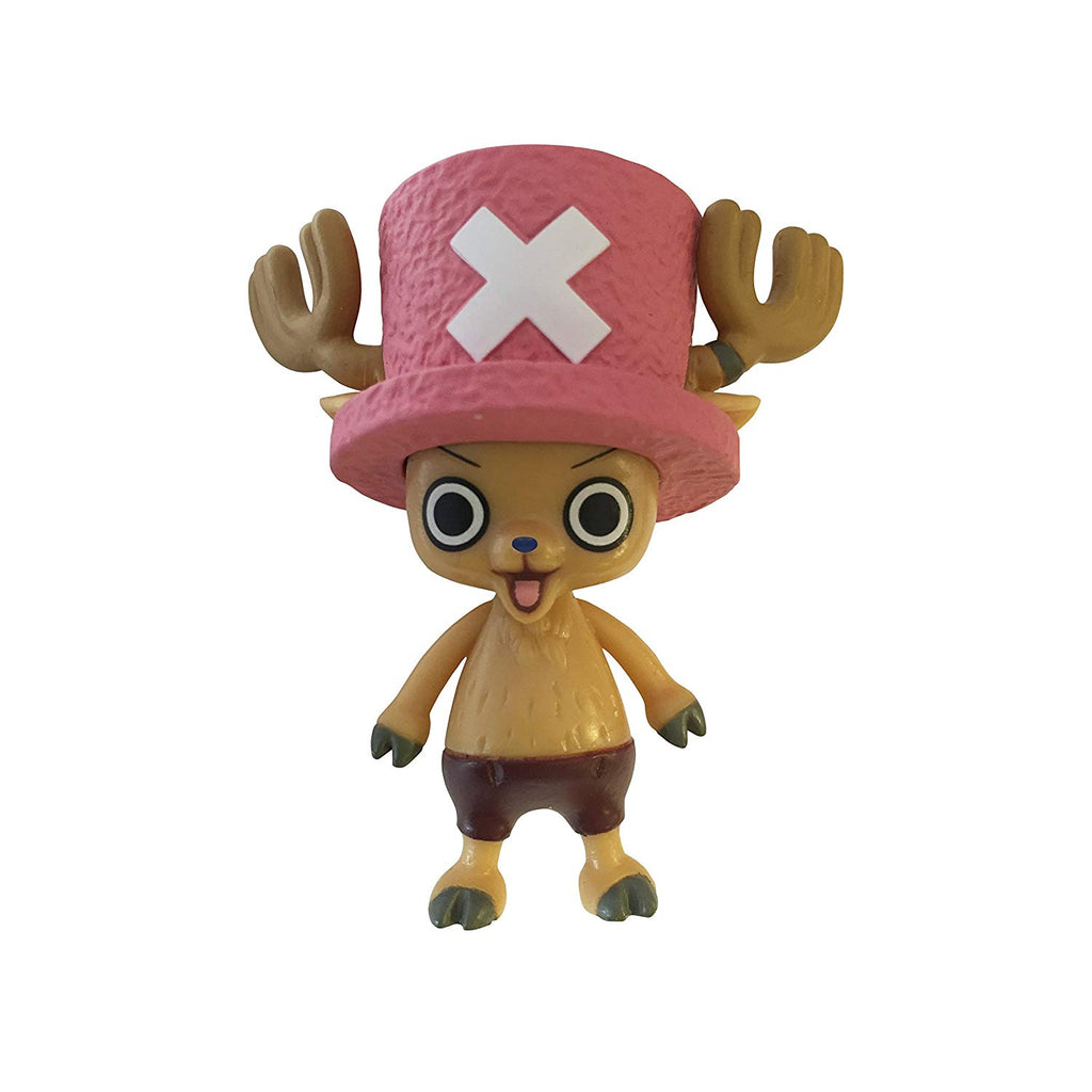 ABYstyle ONE Piece - Luffy & Chopper Action Figure Twin-Pack