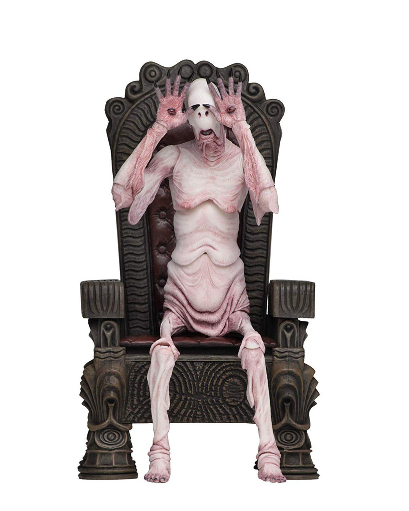 "NECA - Guillermo Del Toro Signature Collection - 7"" Scale Action Figure - Pale Man (Pan's Labyrinth)"