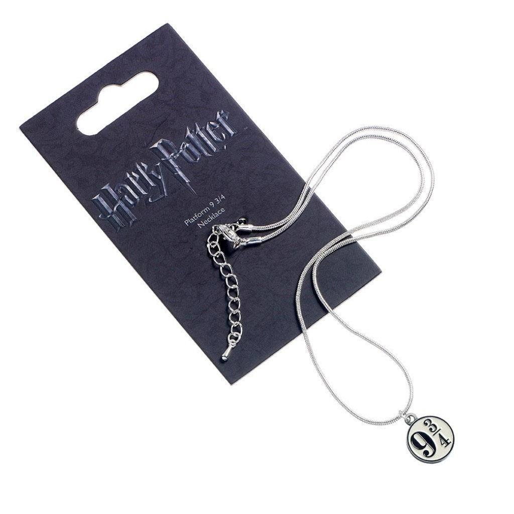 Carat Shop Harry Potter Platform 9 3/4 Necklace
