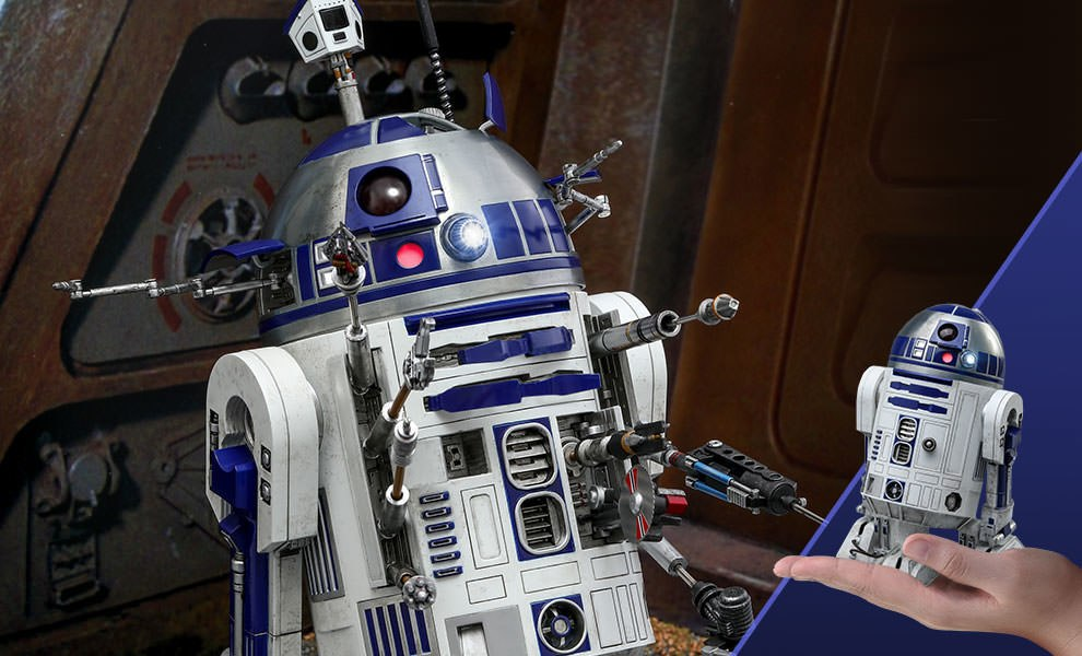 R2-D2 Deluxe Version Movie Hot Toys 903742