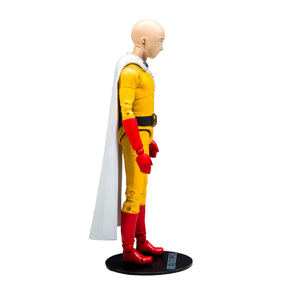 McFarlane Toys:  One-Punch Man Saitama Action Figure