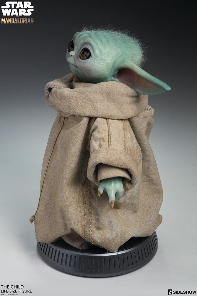Baby Yoda (The Child) Life-Size Figure (PRE ORDER)