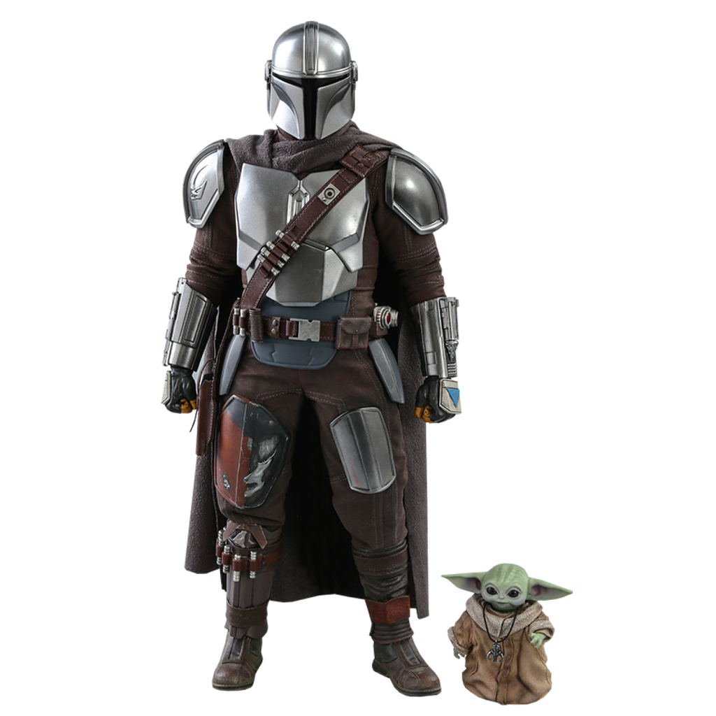 The Mandalorian and The Child Sixth Scale Collectible Figure Set (PRE ORDEN)