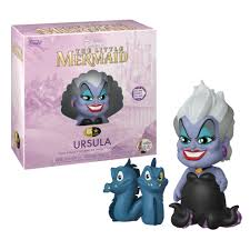Funko 5 Star -Disneyr: The Little Mermeid: Ursula