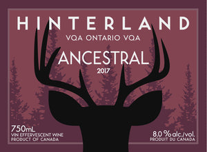 Ancestral 2017 Method Ancestral Rosé - Sold out