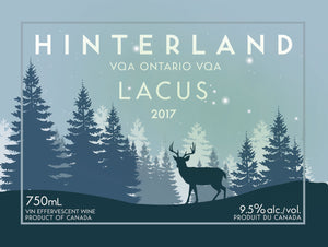 Lacus 2017 Pétillant Naturel — now available