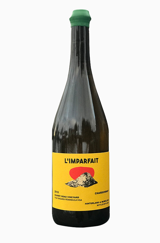 L'Imparfait Négociant Quarry Road Chardonnay 2018 Niagara Peninsula - NEW