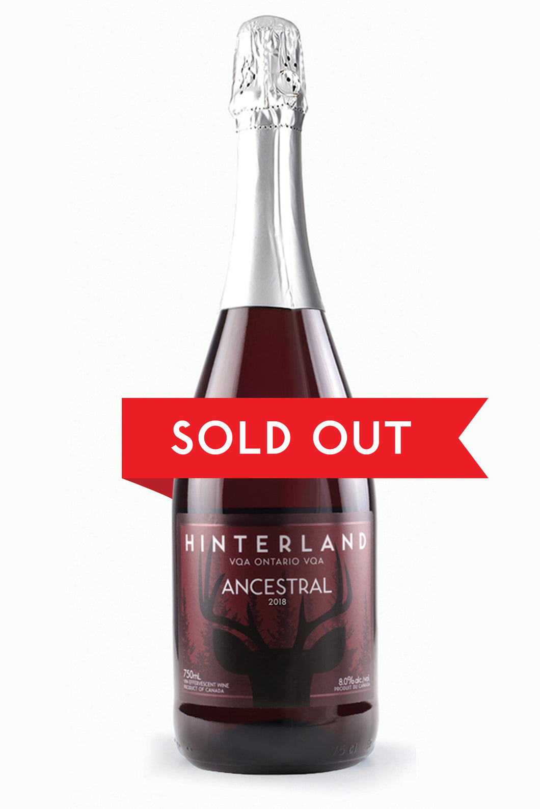 Ancestral 2018 Method Ancestral Rosé - Sold Out