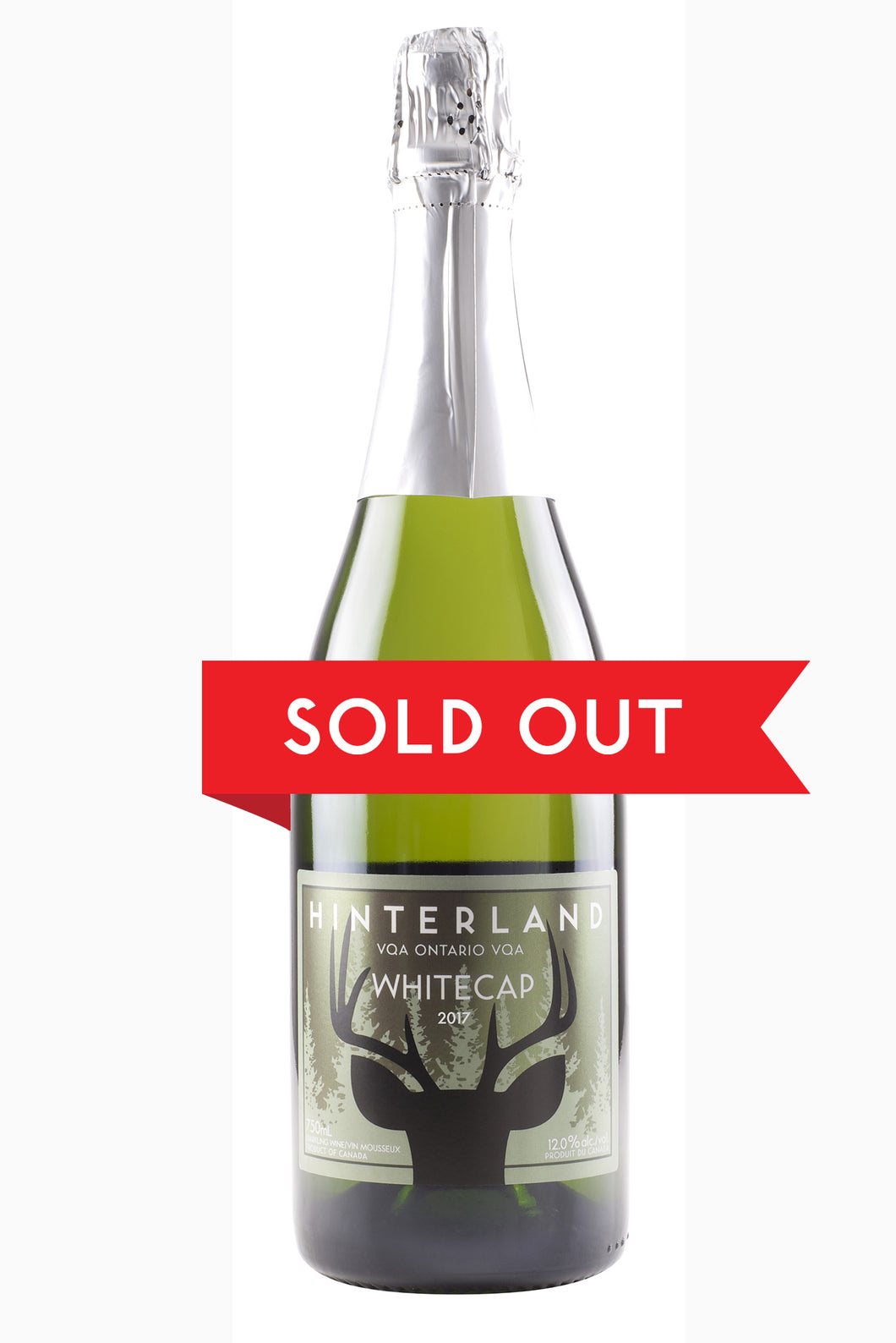 Whitecap 2017 Method Charmat — SOLD OUT