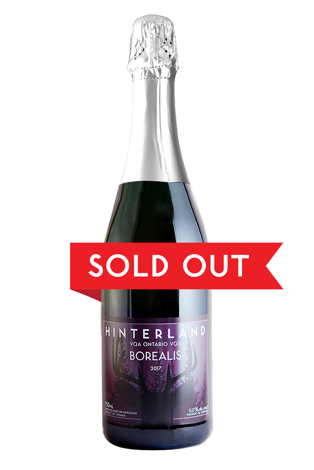 Borealis 2017 Method Charmat Rosé — SOLD OUT!