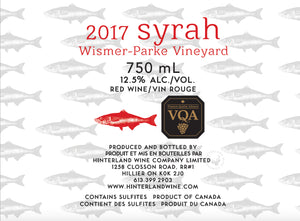 Red Herring Syrah 2017 - sold out