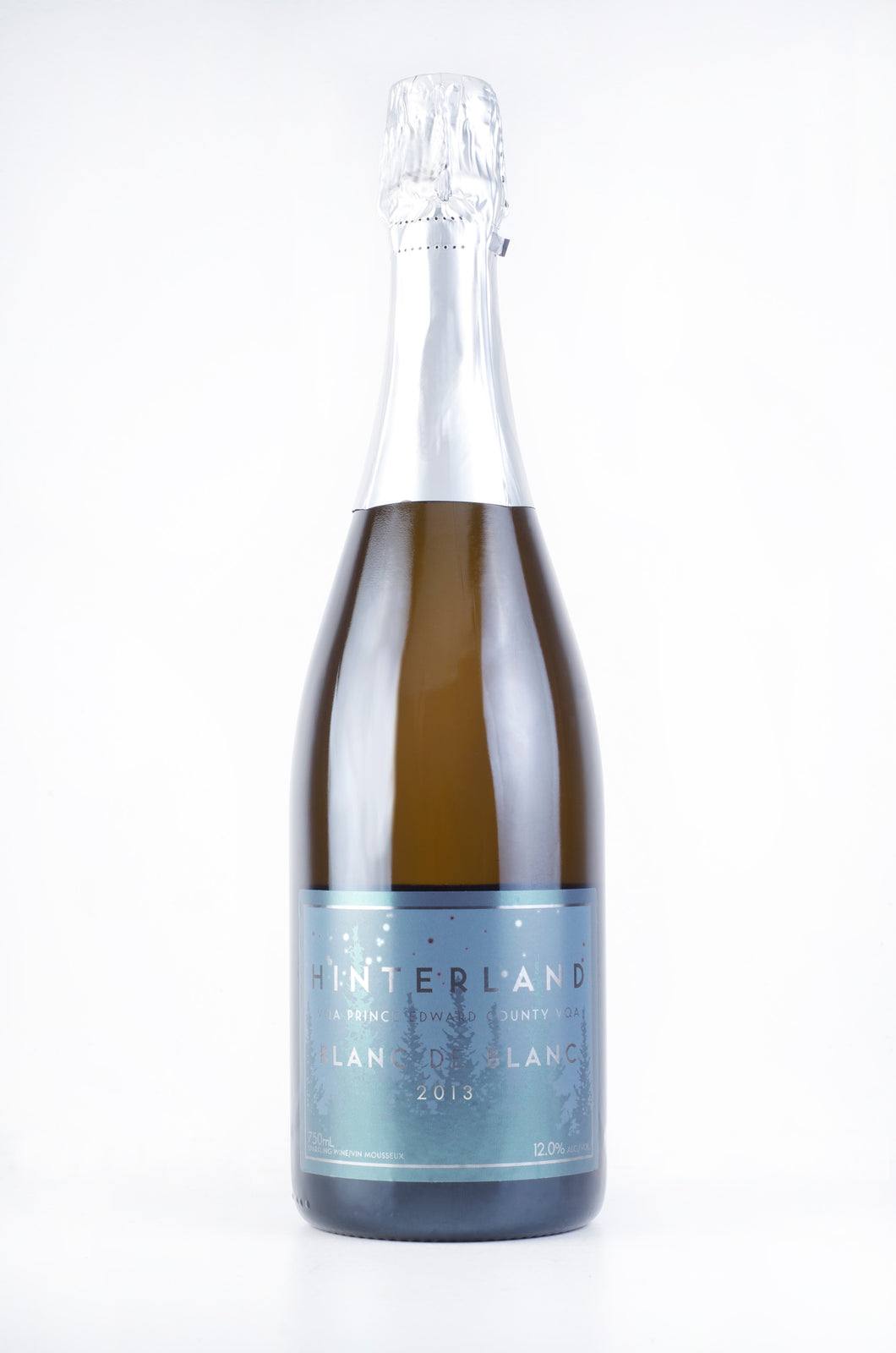 Blanc De Blancs Method Traditional 2013 - sold out!