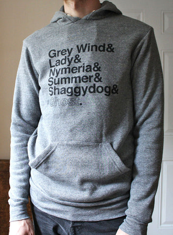 Game of Thrones Direwolves Hoodie