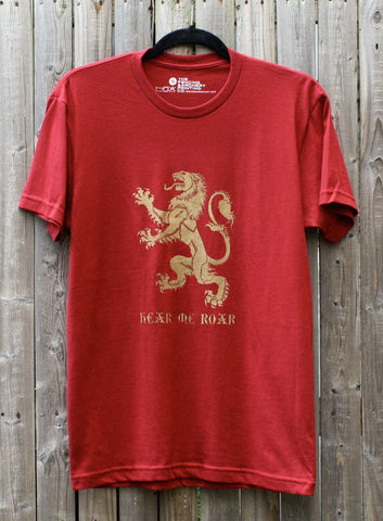 Lannister Lion Tee // Hear Me Roar