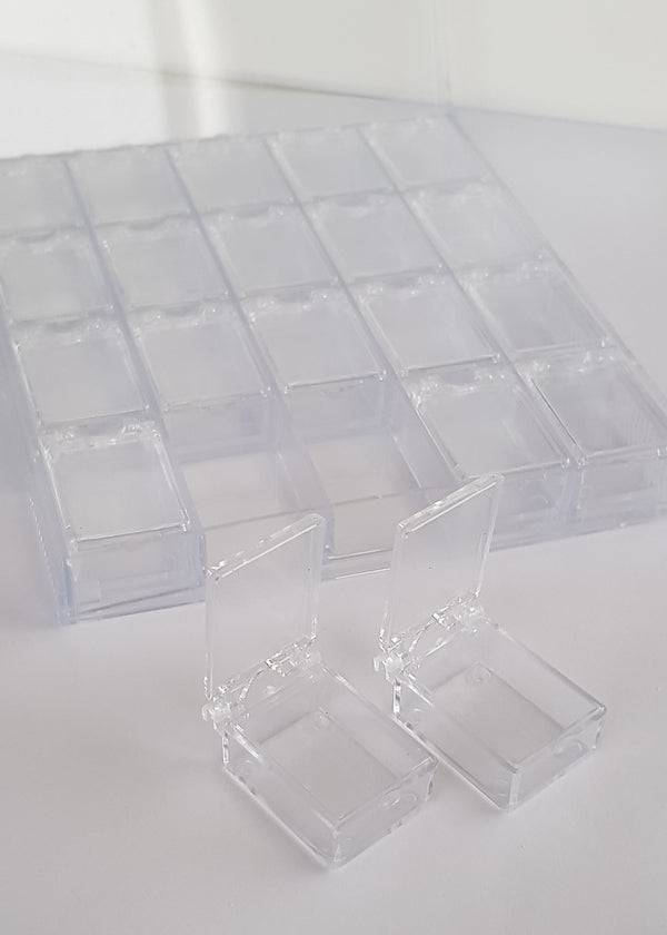 Nail Art Storage - 20 compartment
