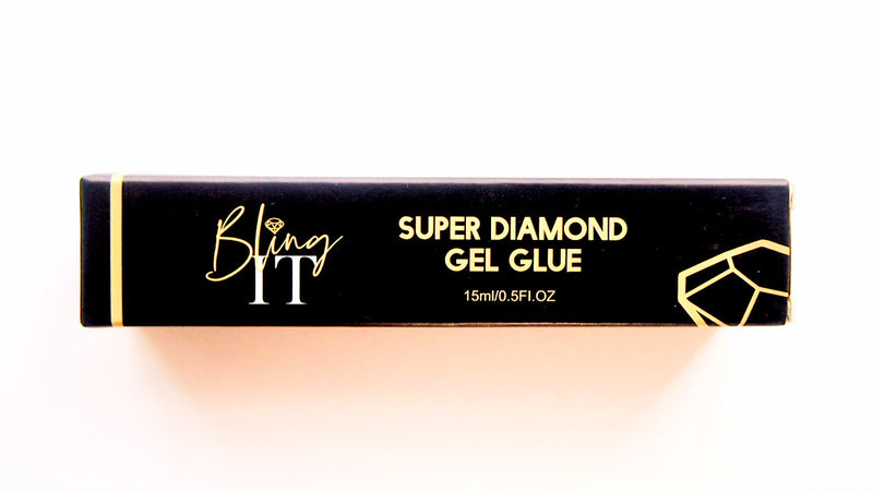 Bling It Diamond Gel Glue