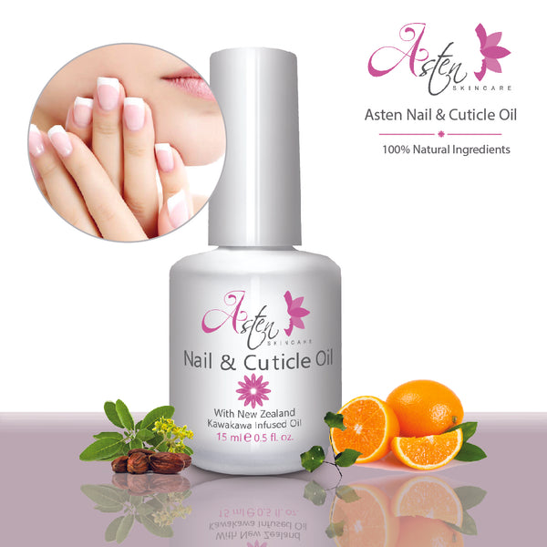 Asten Nail & Cuticle Oil