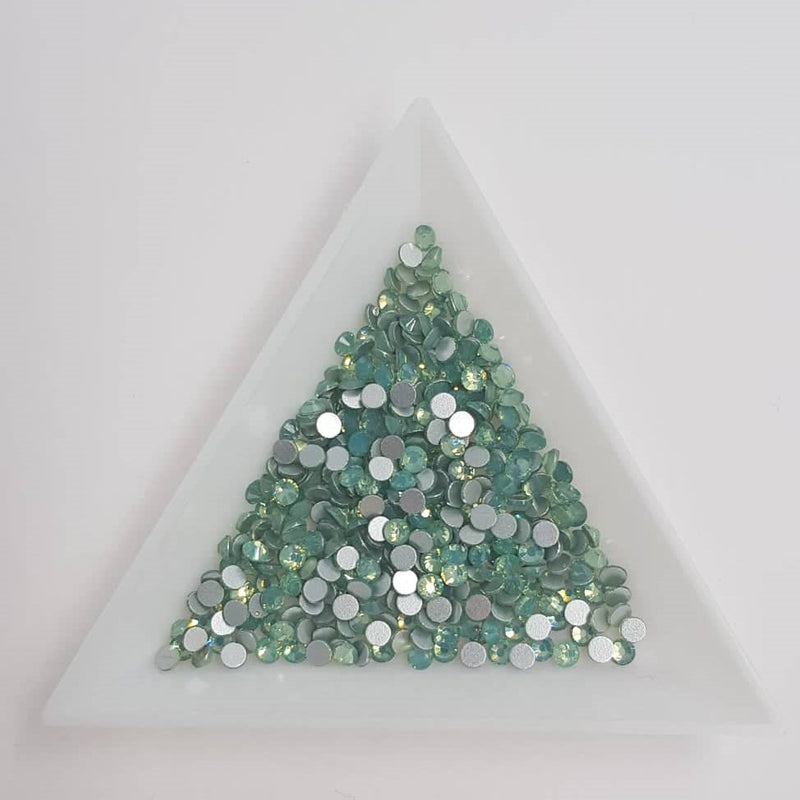 High Quality Crystals - Green Opal