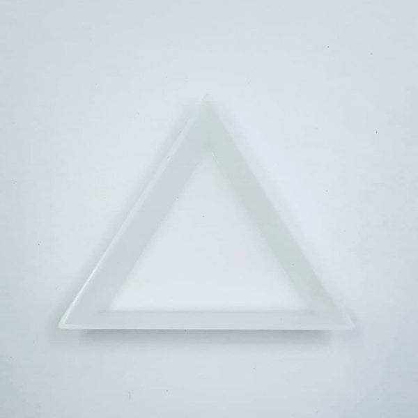 Triangle Nail Art Tray - pack of 5