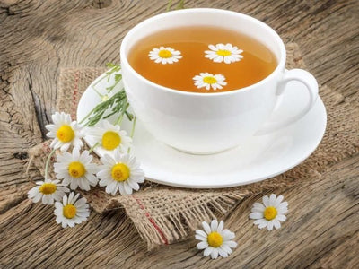 Want 40 winks? Try Chamomile!