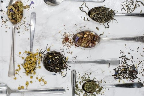 Loose Leaf Teas - Sydney Tea