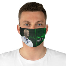 Load image into Gallery viewer, Helth Face Mask | Meme Man Edition - Dankest Meme Merch