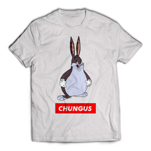 Big Chungus Unisex T-Shirt - Dankest Meme Merch